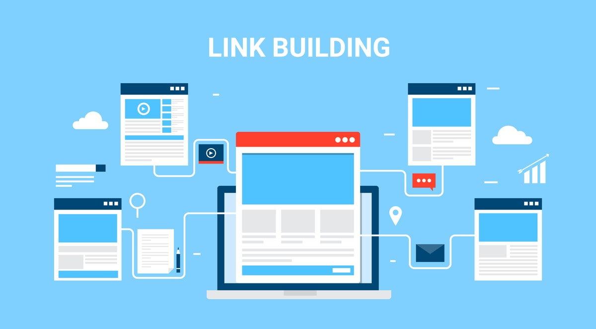 seo link building: come generare backlink